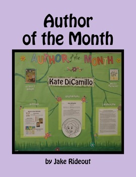 Author of the Month Collection: Contemporary Favorites