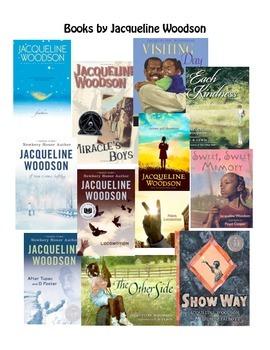 Author of the Month: Jacqueline Woodson
