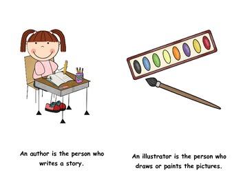 Author or Illustrator?