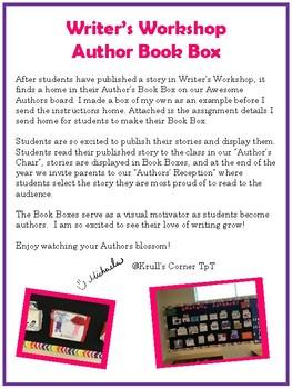 Author's Book Box