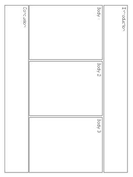 Writing An Essay Checklist & Bonus Planning Sheet!