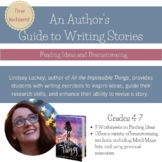Author's Guide to Writing Stories: Bundle of Finding Ideas