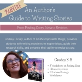Author's Guide to Writing Stories: From Finding Ideas to R