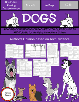 Author's Opinion about Dogs