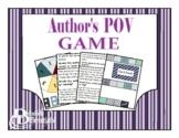 Author's POV Differentiated Board Game - Grade 3