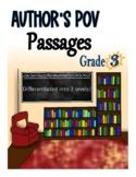 Author's POV Differentiated Passages