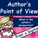 Author's Point of View: What is the author's message? Prin