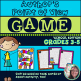 Author's Point of View (Author's Perspective) GAME 4.RI.8/5.RI.8