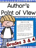 Author's Point of View/Perspective: Bundle