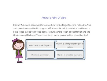 Author's Point of View: Digital Exit Slips