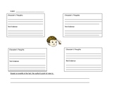 Author's Point of View Graphic Organizer