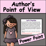 Author's Point of View Power Point