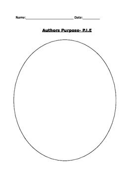 Author's Puropse- PIE