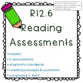 Author's Purpose Assessments - RI2.6