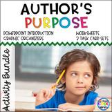 Author's Purpose Activity Bundle