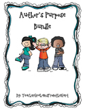 Author's Purpose Bundle