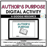 Author's Purpose Digital Resource