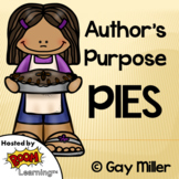 Author's Purpose - Digital Task Cards hosted by Boom Learning™