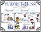 Author's Purpose * Easy as PIE Anchor Charts