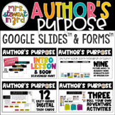 Author's Purpose - Entire Week of Activities!