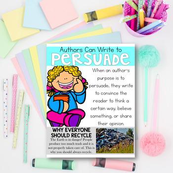 Author's Purpose Interactive Notebook