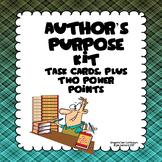 Author's Purpose Kit