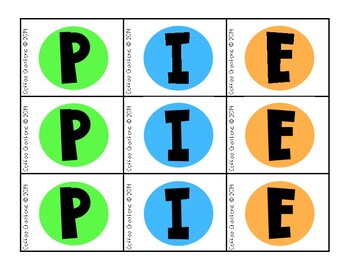 Author's Purpose Memory Match Games and Printables {Grades 1 - 3}