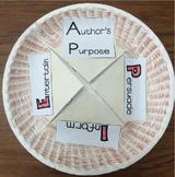 Author's Purpose P.I.E Activity/Craft