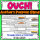 Author's Purpose Game