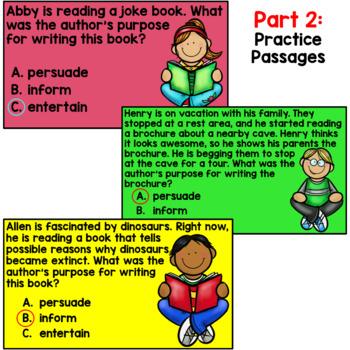 Author'-s Purpose Powerpoint 1st Grade - urbanized.us