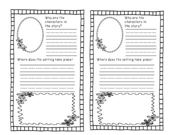 Author's Purpose Packet