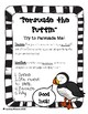 An Author's Purpose Writing Competition, Persuade the Puffin!
