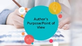 Author's Purpose/Point of View Mini Lesson RI.7.6