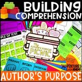 Author's Purpose Printables (Print & Digital)