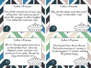 Author's Purpose Scoot