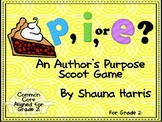 Author's Purpose Scoot - P, I, or E?