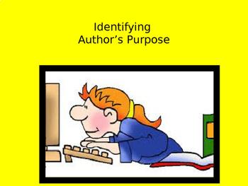 Author's Purpose Teach and Reach Bundle