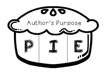 Author's Purpose (foldable)