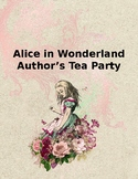 Author's Tea Wonderland Themed