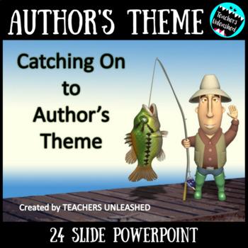 Author's Theme PowerPoint Lesson
