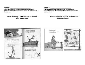 Author/Illustrator