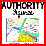 Home School and Community Authority Figures Unit