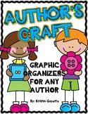 Author's Craft: Graphic Organizers