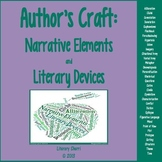 Author's Craft: Narrative Elements and Literary Devices (Grades 6, 7, 8)