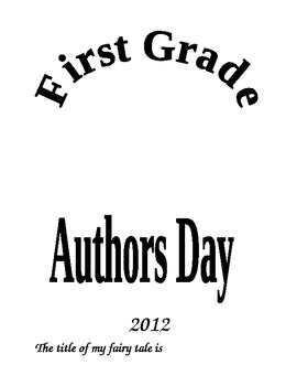 Authors Day