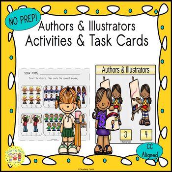 Authors and Illustrators Activities