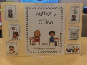 Author's Office!