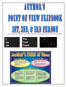 Author's Point of View Flipbook