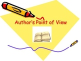 Author's Point of View Powerpoint