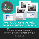 Author's Point of View SMART Notebook Lesson